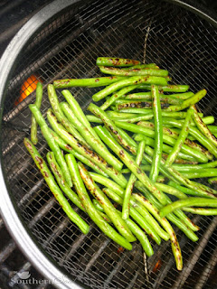 Roasted Green Beans | A Southern Soul