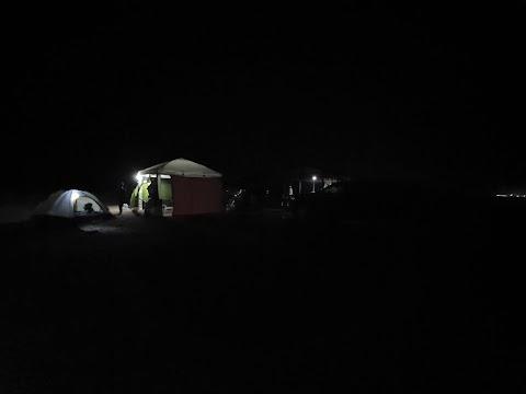 تخييم الوضع الليلي ( Night mode camping )🏕