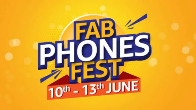 Amazon Fab Phone Fest Begins June 10: OnePlus 6T, iPhone X, Samsung Galaxy M30 Discounts and Many Offers