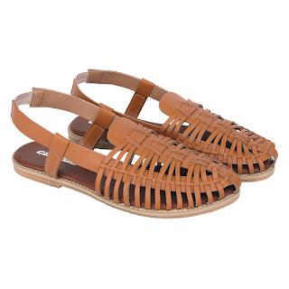 Sandal Flat Wanita Catenzo YL 004
