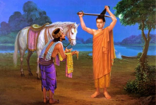 Đạo Phật Nguyên Thủy - Đường Xưa Mây Trắng - Chương 14: Vượt Sông Hằng