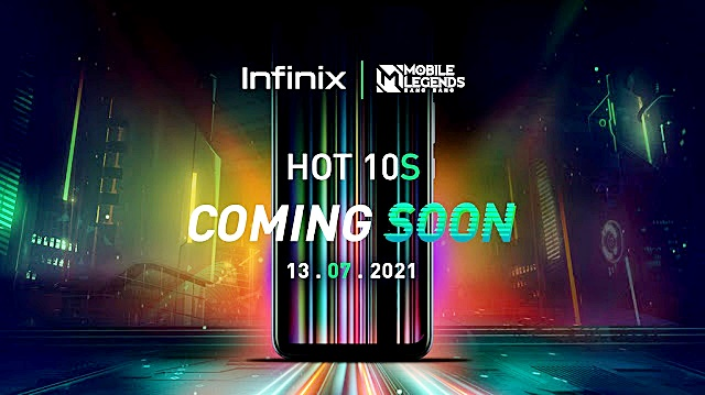 Infinix Mobility Limited Set to Release Latest Innovation, Hot 10S in Malaysia At Shopee