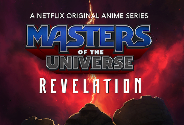 """HE-MAN: REVELATION"""" Announced for NETFLIX with KEVIN SMITH"""