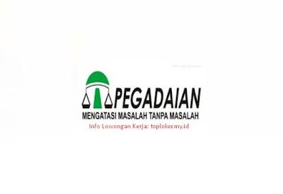 Lowongan Kerja PT Pegadaian (Persero) Tingkat SMA SMK D3 Tahun 2020