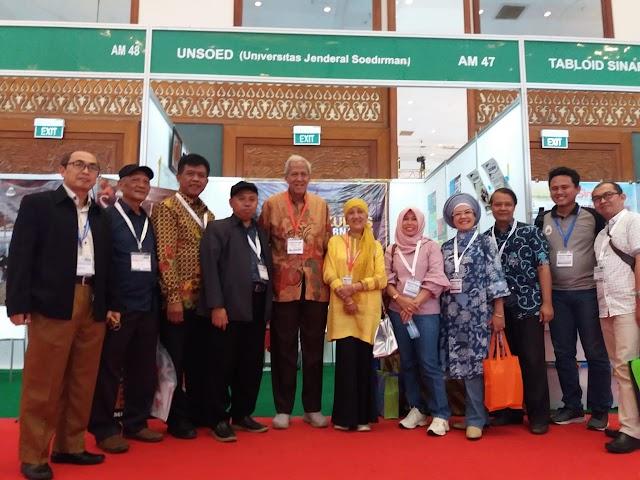 Fapet Unsoed Tampil Sukses di Pameran Peternakan Internasional Indolivestock Expo