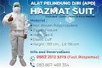 Pesan Hazmat / APD Alat Pelindung Diri Makassar | 0882 2512 3373