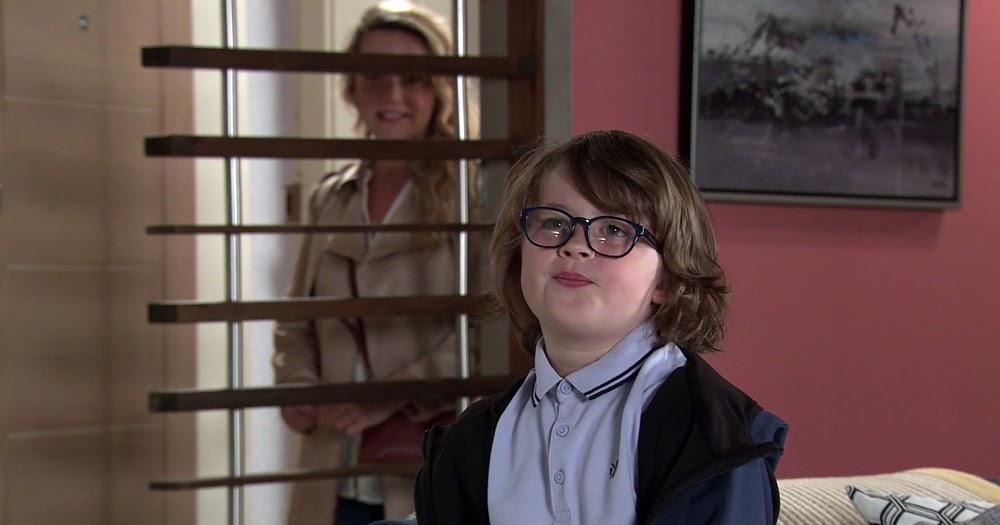 Who plays Nick Tilsleys son on Coronation Street and