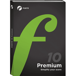 Download Forte Notation 10 Premium v10.1.1 Full version