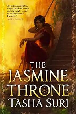 The Jasmine Throne Book by Tasha Suri Pdf