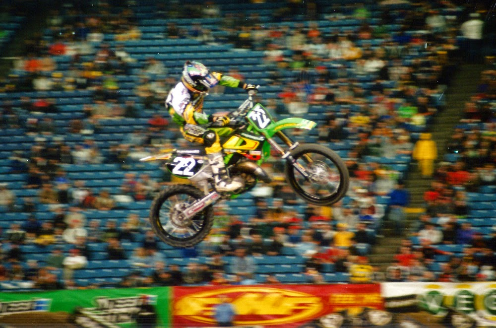 Tallon Vohland Pontiac Supercross 2001
