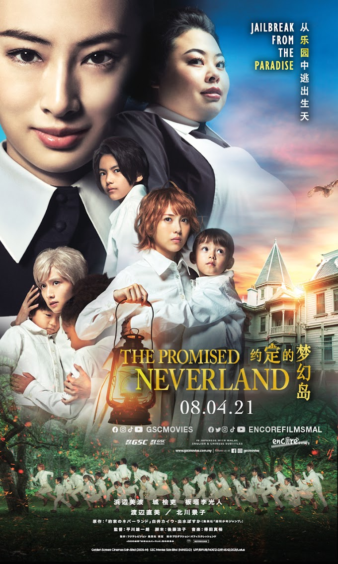 Review Filem The Promised Neverland