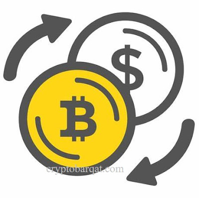 Bitcoing and dollar logos for Mine or Buy Bitcoin उत्खनन या बिटकॉइन खरीदना