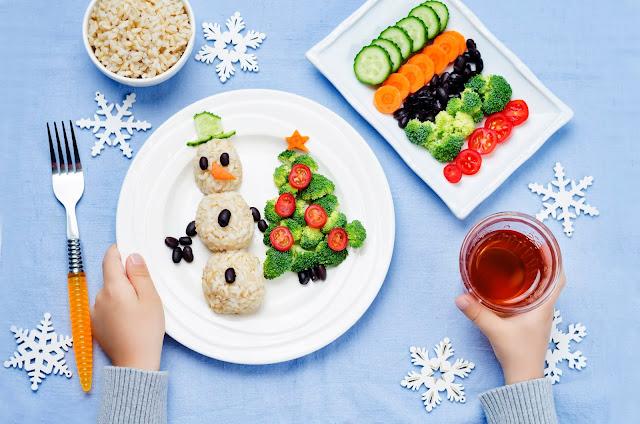 Mempersiapkan Makanan Sehat Untuk Anak Anda