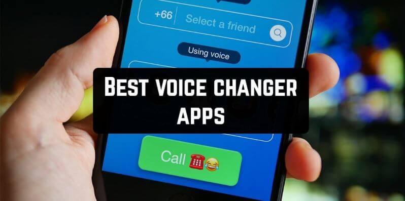 أفضل, برامج, تبديل, وتغيير, الصوت, أثناء, الاتصال, Voice ,Changer, للاندرويد