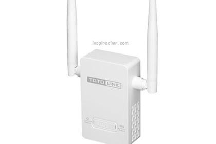 Menggunakan TOTOLINK EX200 Untuk Hotspot Mikrotik