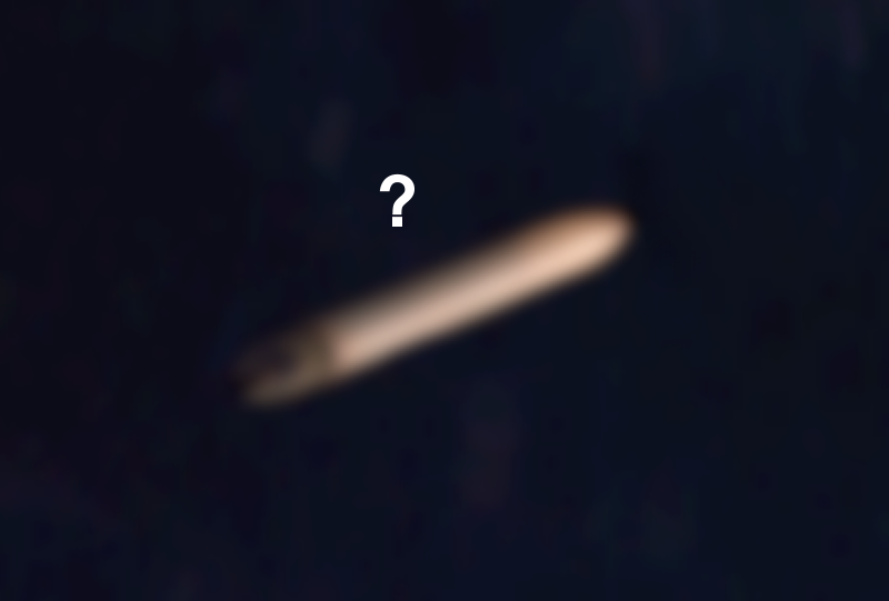 UFO News ~ Huge Tube UFO Spotted In Earths Orbit? plus MORE Close2