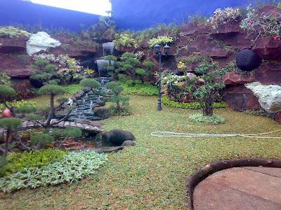 jasa pembuatan taman di pamulang