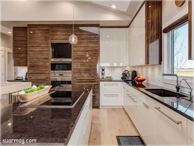اسعار المطابخ الخشب 2020 8   Wood kitchen prices 2020 8