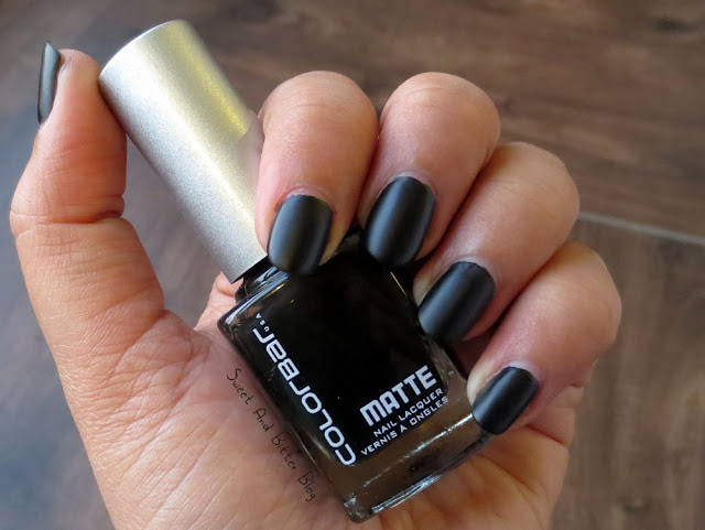 Colorbar Matte Nail Lacquer Swatch