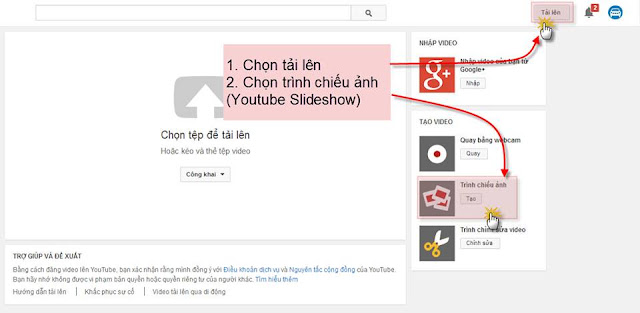 upload video kiem tien youtube
