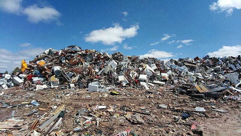 Καταγγελίες της Λαϊκής Συσπείρωσης Δήμου Αλεξανδρούπολης για τη διαχείριση των απορριμμάτων