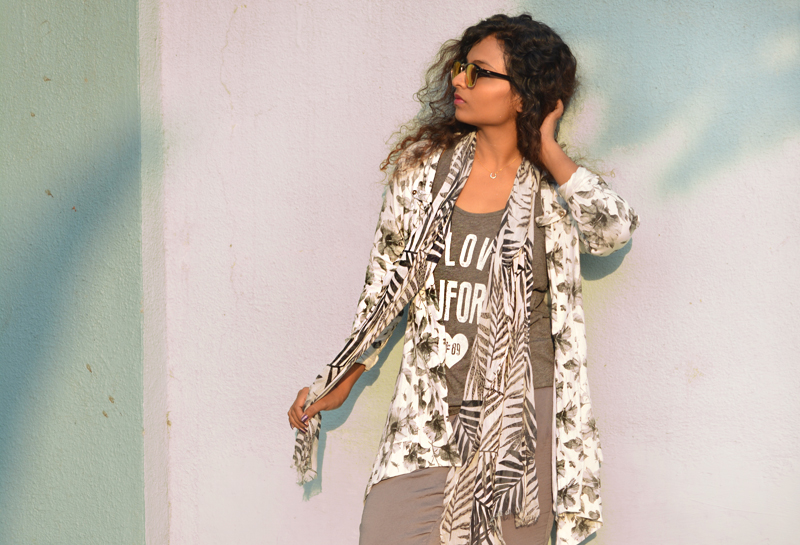 layering trend top indian fashion bloggers floral print trend