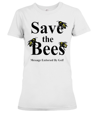 Save The Bees Goft T Shirt Hoodie Sweatshirt For Men, Ladies and Kids - Made In USA