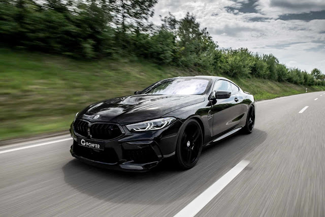 The BMW M8 CS