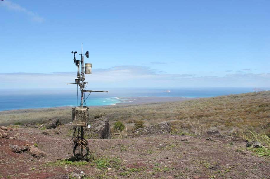 Investigadores encuentran que durante las últimas décadas la temperatura de las Islas Galápagos aumentó en 0.6º C