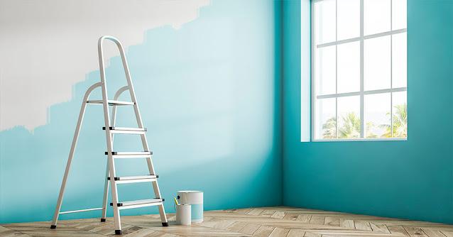 casa pintada en solo 7 pasos