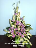 rangkaian bunga sedap malam bandung