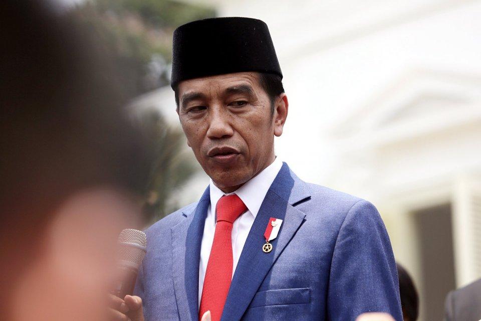 Sebut Jokowi Tidak Lulus UGM, Orang Ini Ditangkap Polisi