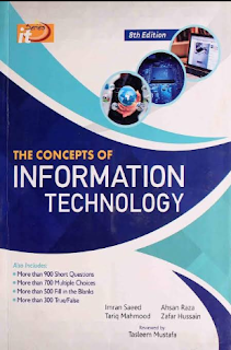 The Concepts of Information Technology by Tasleem Mustafa ( IT Series )
