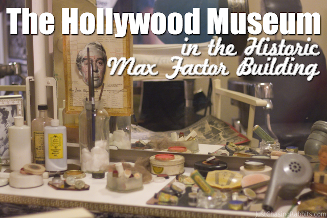 The Hollywood Museum in the Historic Max Factor Building: Two Museums in One!