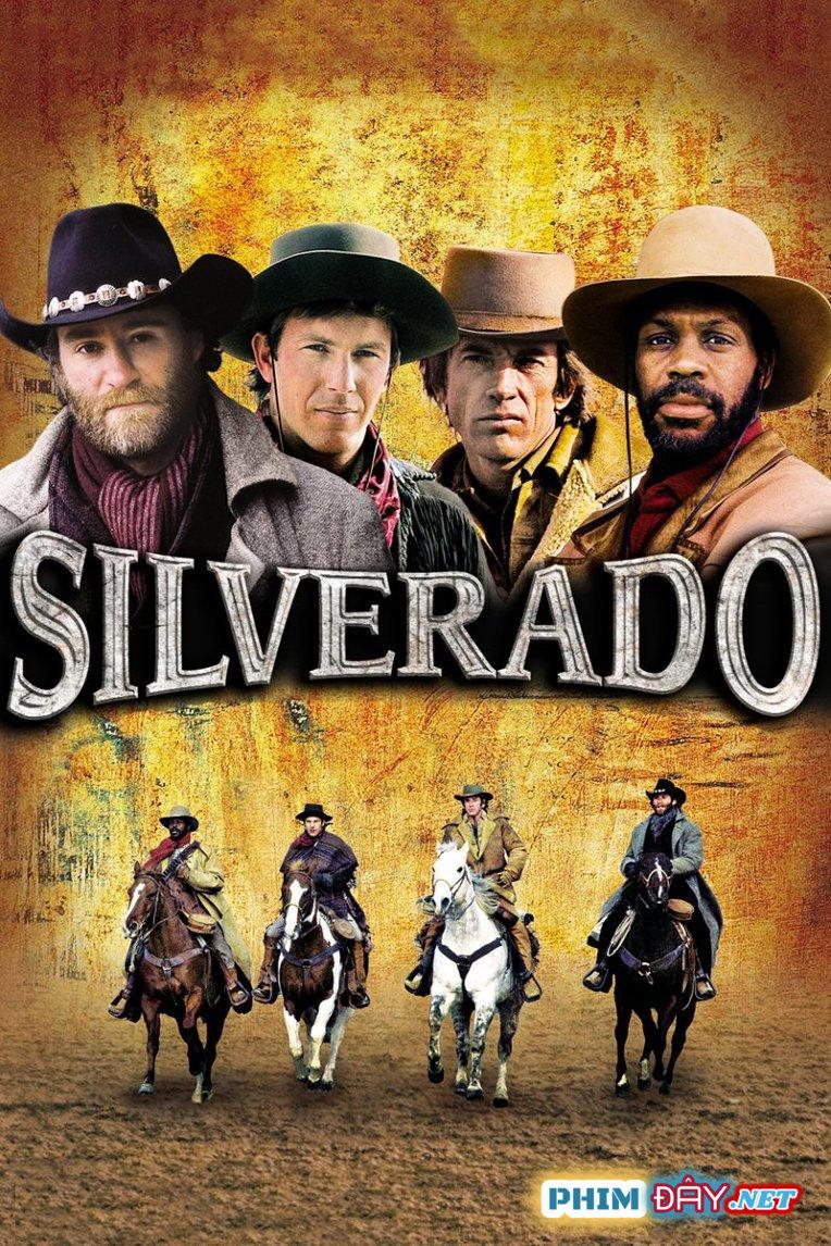 Bắn Nhanh Thì Sống - Silverado (1985)