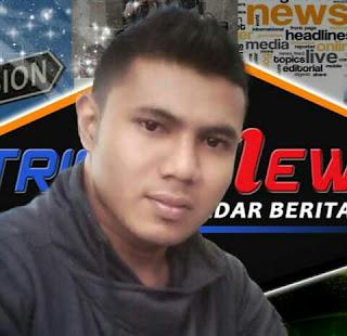Wartawan Tribunnews Laporkan Pemilik Akun FB Imam Mahdi Ke Pihak Yang Berwajib