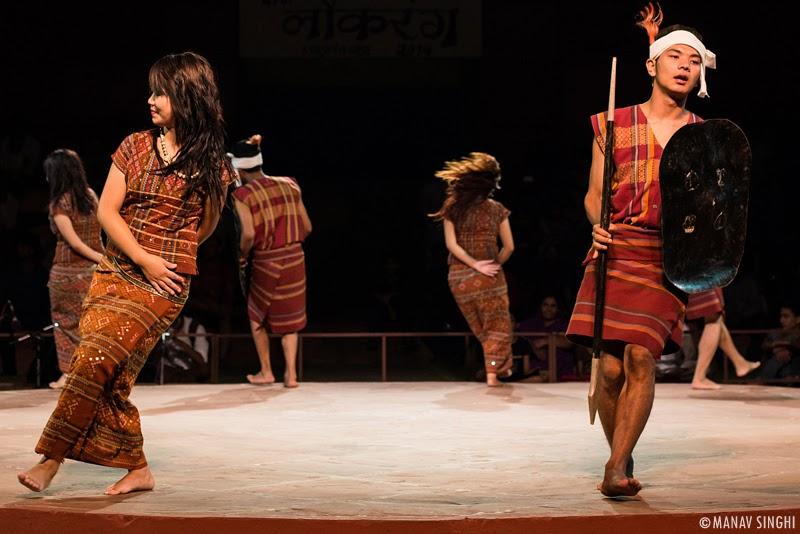 Solakia Folk Dance Mizoram