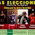 Las Elecciones. Teatro de variedades.