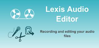 Lexis Audio Editor Edit Audio pada Android