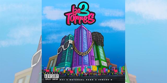 """Natanael Cano, Junior H y Ovi se unen en el extraordinario álbum """"Las 3 Torres"""""""