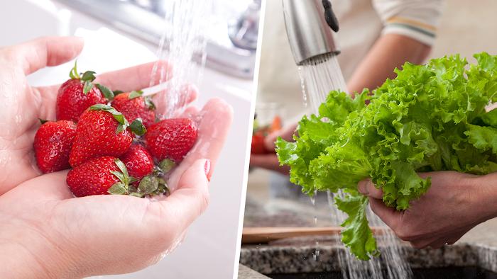 Sebze ve Meyveler Nasıl Dezenfekte Edilir?