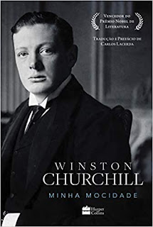 MINHA MOCIDADE - Winston Churchill