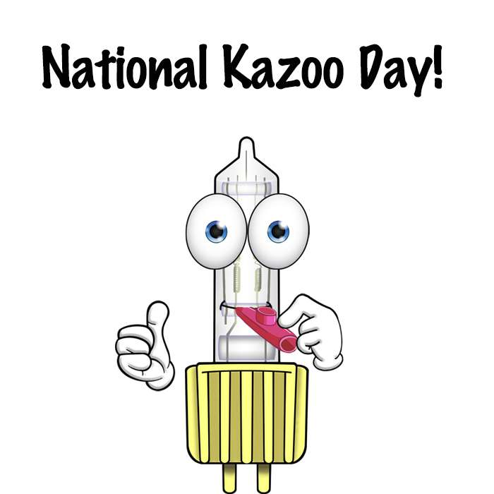 National Kazoo Day Wishes