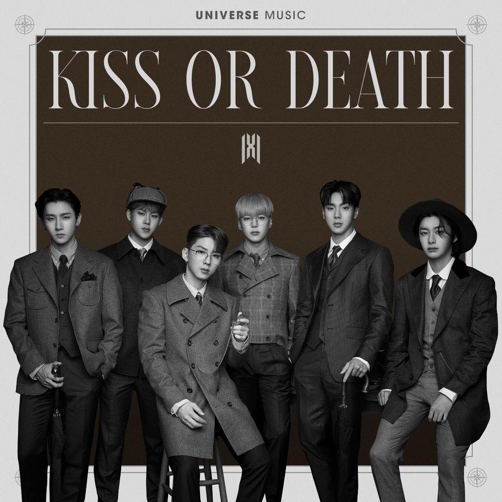 MONSTA X presenta KISS OR DEATH bajo UNIVERSE MUSIC