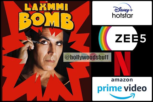 Hindi Movie Digital Rights Digital Release Date Amazon Prime Video Netflix Zee5 Hotstar Bollywood Buff