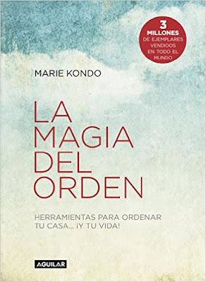 La magia del orden Marie Kondo KonMari