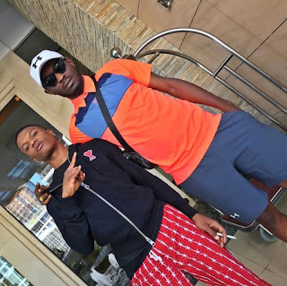 Wizkid And Mr Jollof Jets Out To South Africa Together