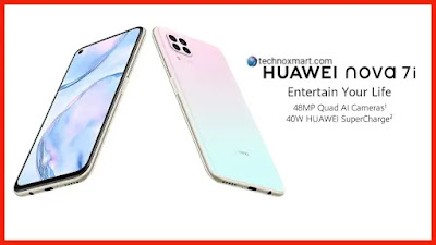 Huawei Nova 7i India Launch Is Scheduled For July With Quad Camera, Fast 40W Charging: Check Price, Specifications Here