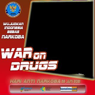 twibbon hari anti narkoba sedunia internasional - kanalmu