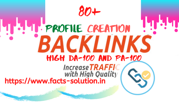 80+ High DA PR 2020 Free Do-Follow Profile Creation Sites List
